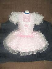 Prissy Sissy Maid Fetish Frilly Bonnet CDTV Adult Baby