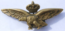 WW1 - 1920s Italian Pilot Badge - Aviator's Wing - Awesome Example