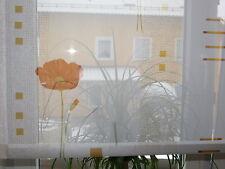Scheibengardinen Breite 60 cm x Höhe 74 cm -  neu  - modern