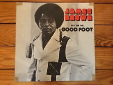 James Brown ‎– Get On The Good Foot 1972 Polydor ‎PD-2-3004 Jacket VG Vinyl NM