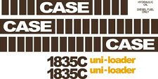 Case 1835C replacement decals sticker / Decal kit MID