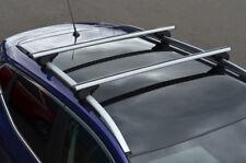 Barras Cruzadas Para Rieles Techo para adaptarse a Volkswagen Touareg (2003-11) 100 kg Con Cerradura