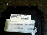 Steuergerät Automatikgetriebe 0265458032 Mercedes-benz E-klasse 210 K 12 Monate