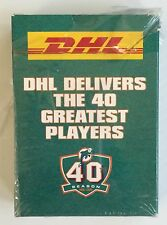 Miami Dolphins Playing Cards 40th Anniversary Greatest Players NFL Football Game