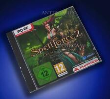 SPELLFORCE 2 SHADOW WARS DRAGON STORM PC Standalone allein lauffähig