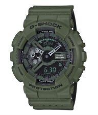 Casio G Shock *GA110LP-3A Anadigi Punching Pattern Green Gshock COD PayPal