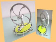 Educational Presents and Gift Low Temperature Transparent Stirling Model Engine