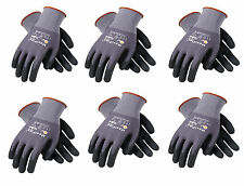 ATG PIP 34-874/M MEDIUM Maxiflex Ultimate Foam Nitrile Gloves (Six Pair)