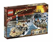 NEW Lego Indiana Jones 7197 Venice Canal Chase SEALED