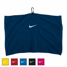Nike Golf Swoosh Embroidered Towel