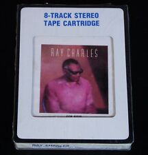 8 Track -Ray Charles-From The Pages Of My Mind-1986-RARE-SEALED!