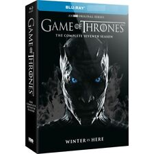 Game of Thrones - Season 7 [2017] Blu-Ray Complete Seventh Season Fast&Free P&P
