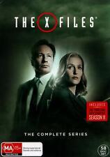 The X-Files : Season 1-11