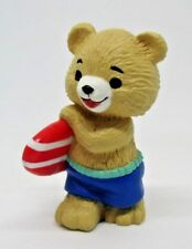 Hallmark Merry Miniatures Bear with Surfboard