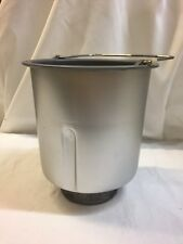 Loaf Pan Welbilt AMB2200T THE BREAD MACHINE Replacement with handle EUC