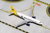GEMINI JETS 1/400 MONARCH A320S 1/400 REG#G-ZBAA | BN | GJ1430