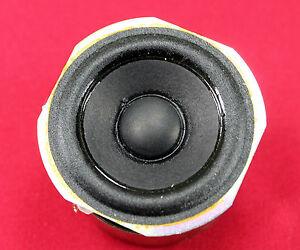 "1-pc 2"" Boston  Acoustic Speaker, 4 Ohm Impedance, Shielded magnet, 1.61"" depth"
