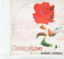 (FR102) Sunday Express Presents, Classical Love, 10 tracks - 2003 CD