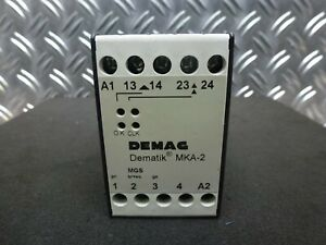 Demag Dematik MKA-2 46953144