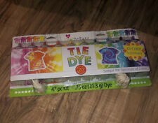 NEW Create Basics Tie Dye Kit, 47 Piece 10 Color Super Pack READY TO SHIP