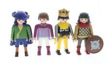 Playmobil Victorian Castle Knights King Men lot Doll Set