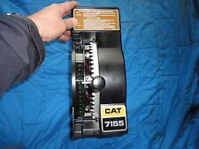 NOS Caterpillar 9N1803 Air Shifter Cat 16-Speed Transmission 7155,M915-M920