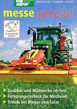 messe spezial ZLF 2008 München, orig. Magazin