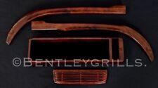 Mercedes Benz W113 Pagode SL Burl Walnut Wood 4 Piece Interior Set RHD or LHD
