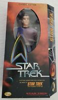 STAR TREK CAPTAIN JAMES KIRK AS A ROMULAN CLASSIC EDITION 12 INCH ACTION FIGURE