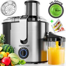 Licuadora para frutas y verduras Exprimidor eléctrico extractor de zumo 1100W