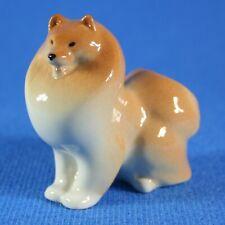 Spitz Figurine Lomonosov Porcelain Russia LFZ