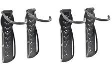 4 STÜCK !  Fahrradwandhalter Haken Fahrradhaken Wandhalter Fahrradaufhängung