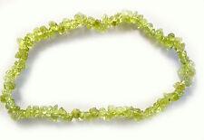 Peridot Splitterarmband - Edelstein Peridot Armband grün