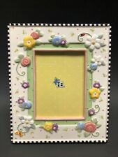 Mary Engelbreit Ceramic Picture Frame Michel & Co, 1999