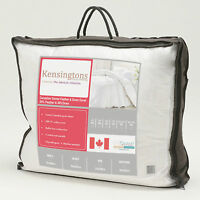 Kensingtons Canadian Goose Feather & Down Double Bed Duvet 50/50 All Togs