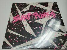 Surf Punks S/T 1979 Day Glo Private Press Original LP Still Sealed Dennis Dragon