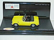Vitesse Classic Cars of Japan Honda S800 with Open Top Limited Edition