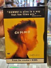 Gummo (DVD, 2001) Clamshell, Tested!!