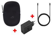 Adaptateur Secteur 65W + Câble USB Type-C pour ASUS ROG Phone 5