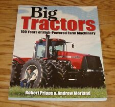 Big Tractors 100 Years of High-Powered Farm Machinery Book Pripps Morland