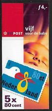 Niederlande PB57, Markenheftchen Mi 56, Grußmarken, **, MHE-080