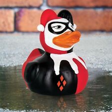 DC Comics Harley Quinn Bath Duck Novelty Retro Tub Prop
