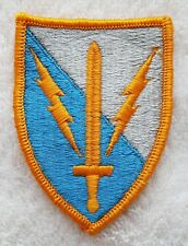 US ARMY PATCH 201st Military Intelligence Brigade Colour Class A Uniform Badge