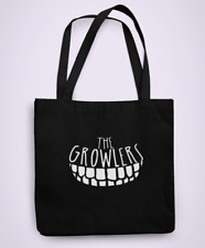 THE GROWLERS Tote Bag Free Delivery 100% Cotton Garage Psychedelic Rock band