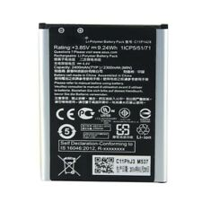 Asus Batteria originale C11P1428 per ZENFONE 2 ZE500KL 2300mAh Pila Ricambio