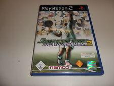PlayStation 2 Smash Court Tennis Pro Tournament 2