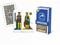 Cartas De Juego Napoletane Blu 150 300081 8003080000818 Modiano Industries D