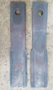 "Bobcat 6715080 Brushcat 60"" Rotary Cutter Blades Set of (2)"