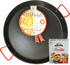 Paella Pan Non-Stick 30cm , Non Stick Paella Pan + Authentic Spanish GIFT