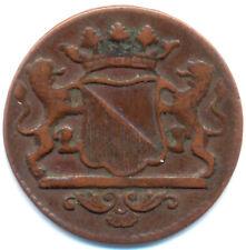 Niederlande-Utrecht, Duit 1768